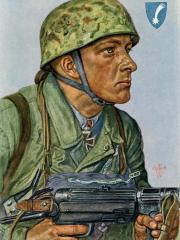 """<a href=""""http://wolfgang-willrich.de/page/werkverzeichnis/nach-motiven/koepfe/soldaten/fallschirmjaeger/Arpke_Helmut_1.php"""" target=""""_self"""">Weitere Informationen - bitte hier klicken </a>"""
