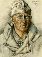 """<a href=""""http://wolfgang-willrich.de/page/werkverzeichnis/nach-motiven/koepfe/soldaten/heer/Arndt_Fritz.php"""" target=""""_self"""">Weitere Informationen - bitte hier klicken </a>"""