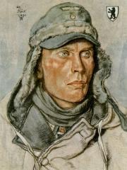 """<a href=""""http://wolfgang-willrich.de/page/werkverzeichnis/nach-motiven/koepfe/soldaten/heer/dix_kurt.php"""" target=""""_self"""">Weitere Informationen - bitte hier klicken </a>"""