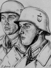 """<a href=""""http://wolfgang-willrich.de/page/werkverzeichnis/nach-motiven/koepfe/soldaten/heer/Matthes_Leopold.php"""" target=""""_self"""">Weitere Informationen - bitte hier klicken </a>"""