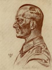 """<a href=""""http://wolfgang-willrich.de/page/werkverzeichnis/nach-motiven/koepfe/soldaten/heer/Schulz_Friedrich.php"""" target=""""_self"""">Weitere Informationen - bitte hier klicken </a>"""