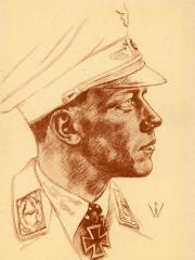 """<a href=""""http://wolfgang-willrich.de/page/werkverzeichnis/nach-motiven/koepfe/soldaten/luftwaffe/Wick_Helmut.php"""" target=""""_self"""">Weitere Informationen - bitte hier klicken </a>"""