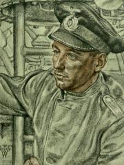 """<a href=""""http://wolfgang-willrich.de/page/werkverzeichnis/nach-motiven/koepfe/soldaten/marine/Laufs.php"""" target=""""_self"""">Weitere Informationen - bitte hier klicken </a>"""