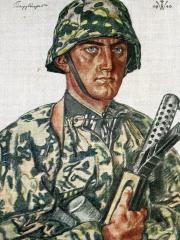 """<a href=""""http://wolfgang-willrich.de/page/werkverzeichnis/nach-motiven/koepfe/soldaten/waffen ss/Kepplinger_Ludwig.php"""" target=""""_self"""">Weitere Informationen - bitte hier klicken </a>"""